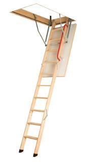 Чердачная лестница LWK Plus 600×1200 (280см)