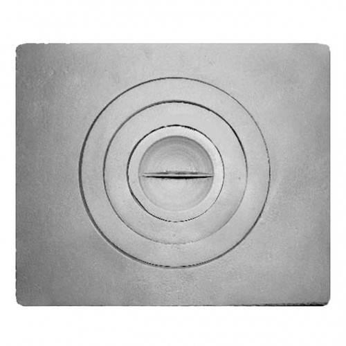 Плита 1-конфорочная П1-3 (Б) 340х410