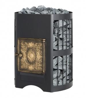 Печь банная Везувий Скиф 22 стандарт дверка ДТ — 4 бв